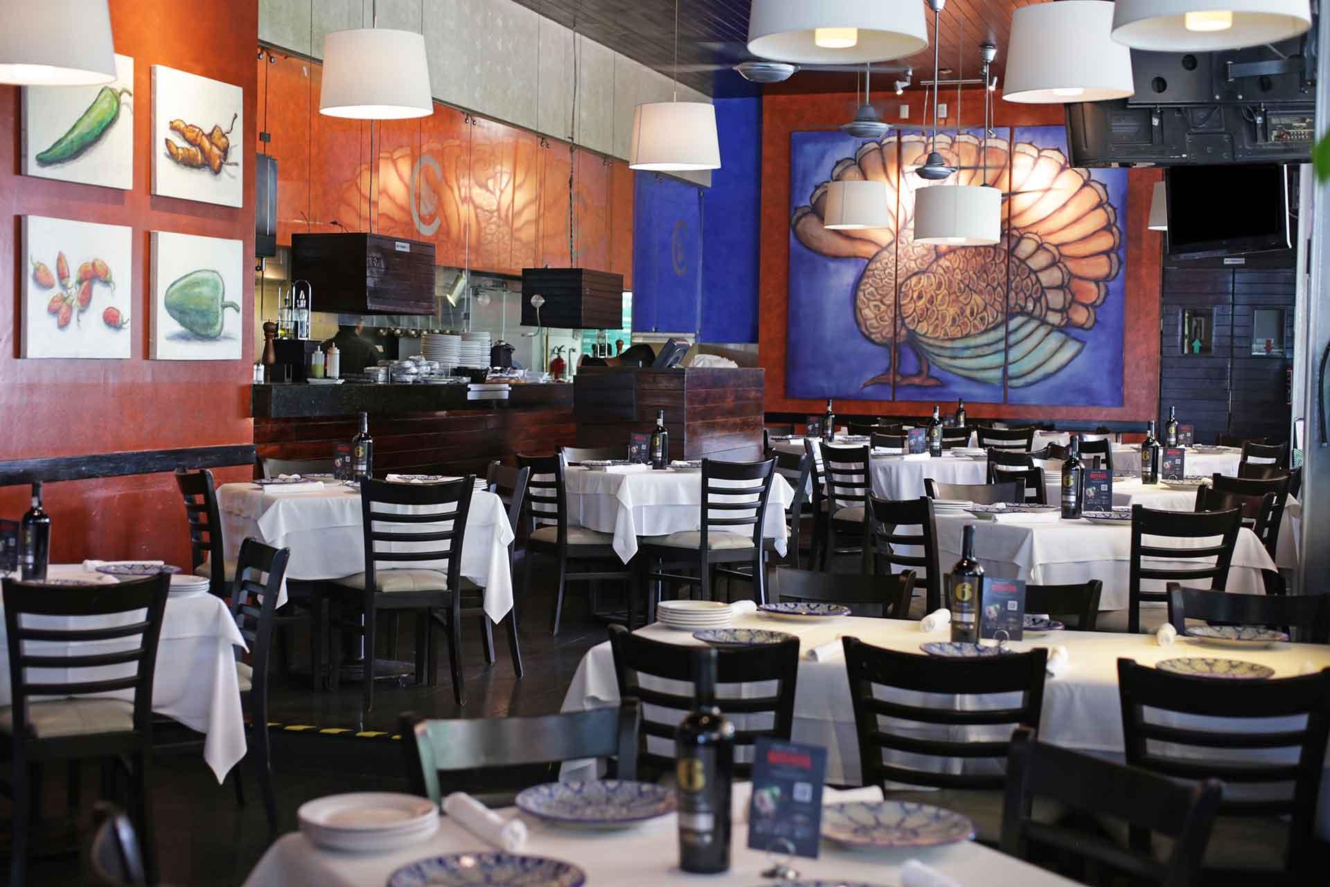 restaurante Cócono
