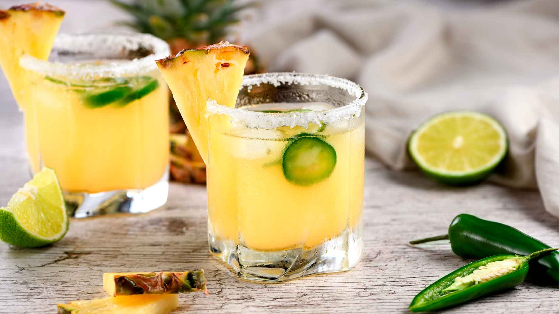 Cinco formas de tomar tequila
