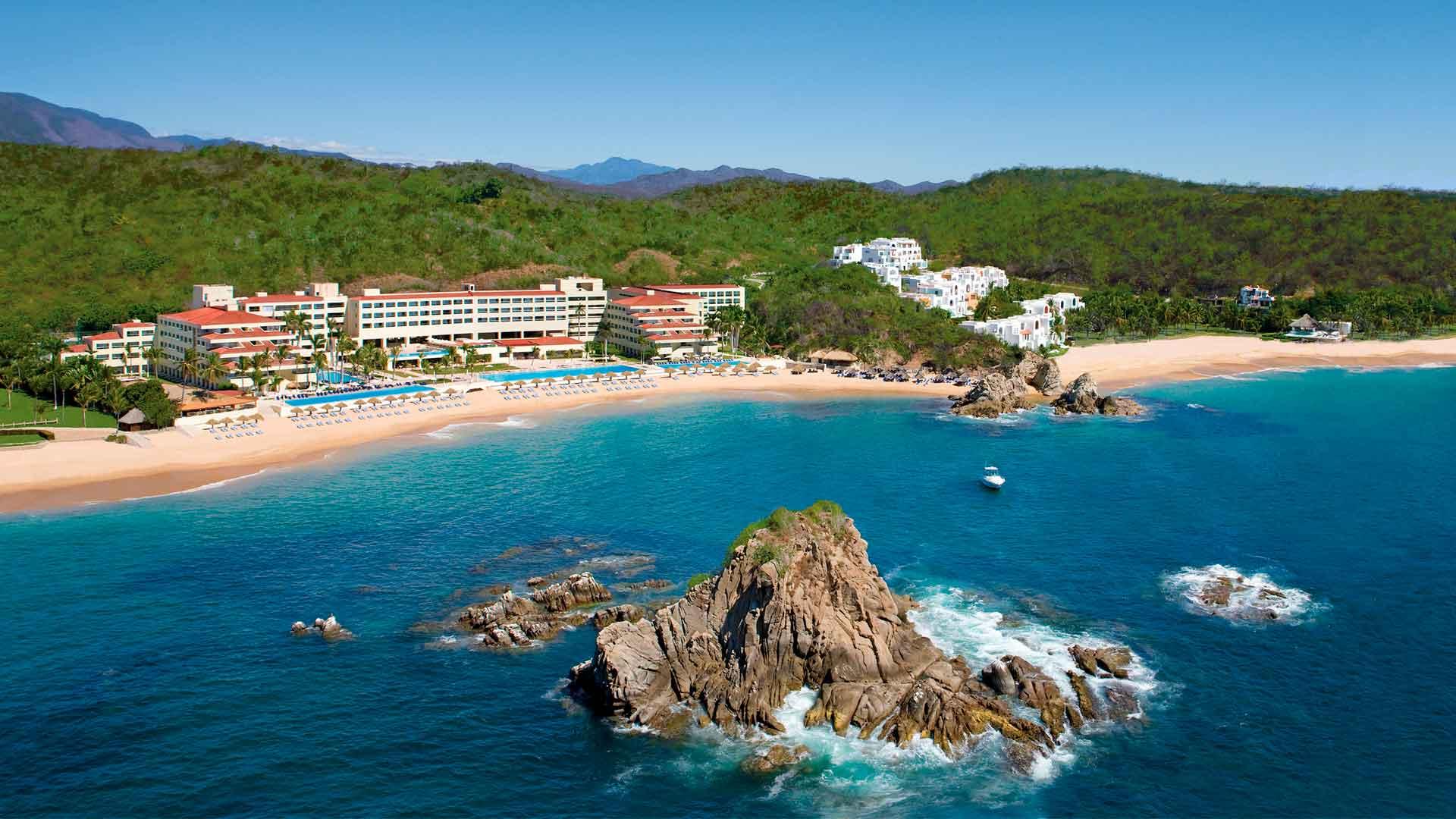 Dreams Huatulco Resort & Spa, abrazado del paraíso oaxaqueño