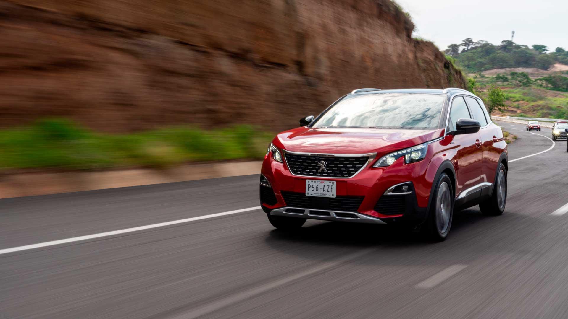 Experiencia Peugeot SUV: inspiradora trilogía francesa