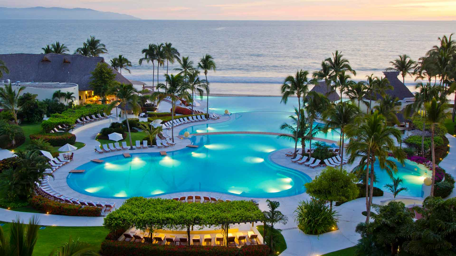 Grand Velas Riviera Nayarit, lujo en el Pacífico