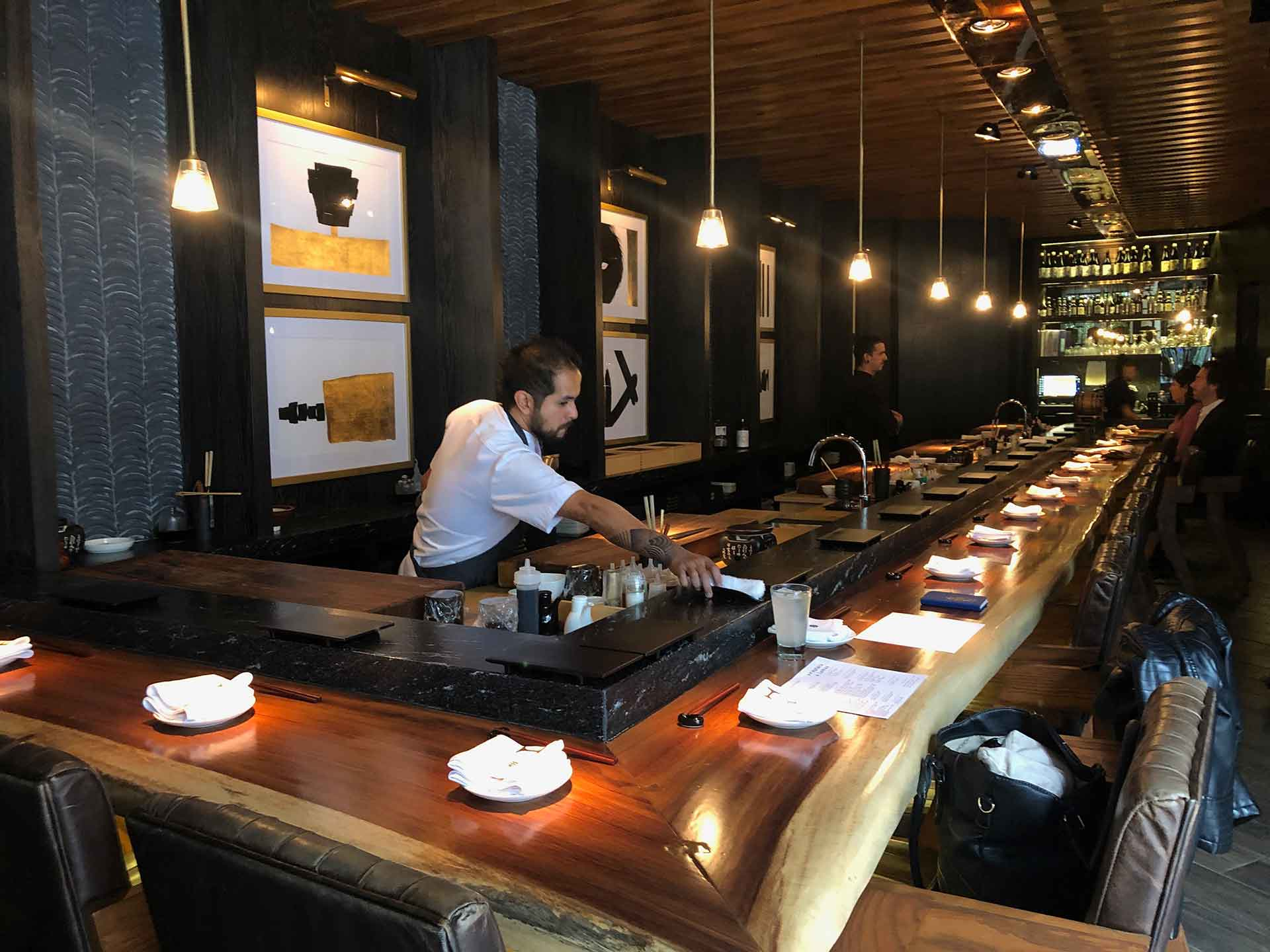 restaurante Hotaru