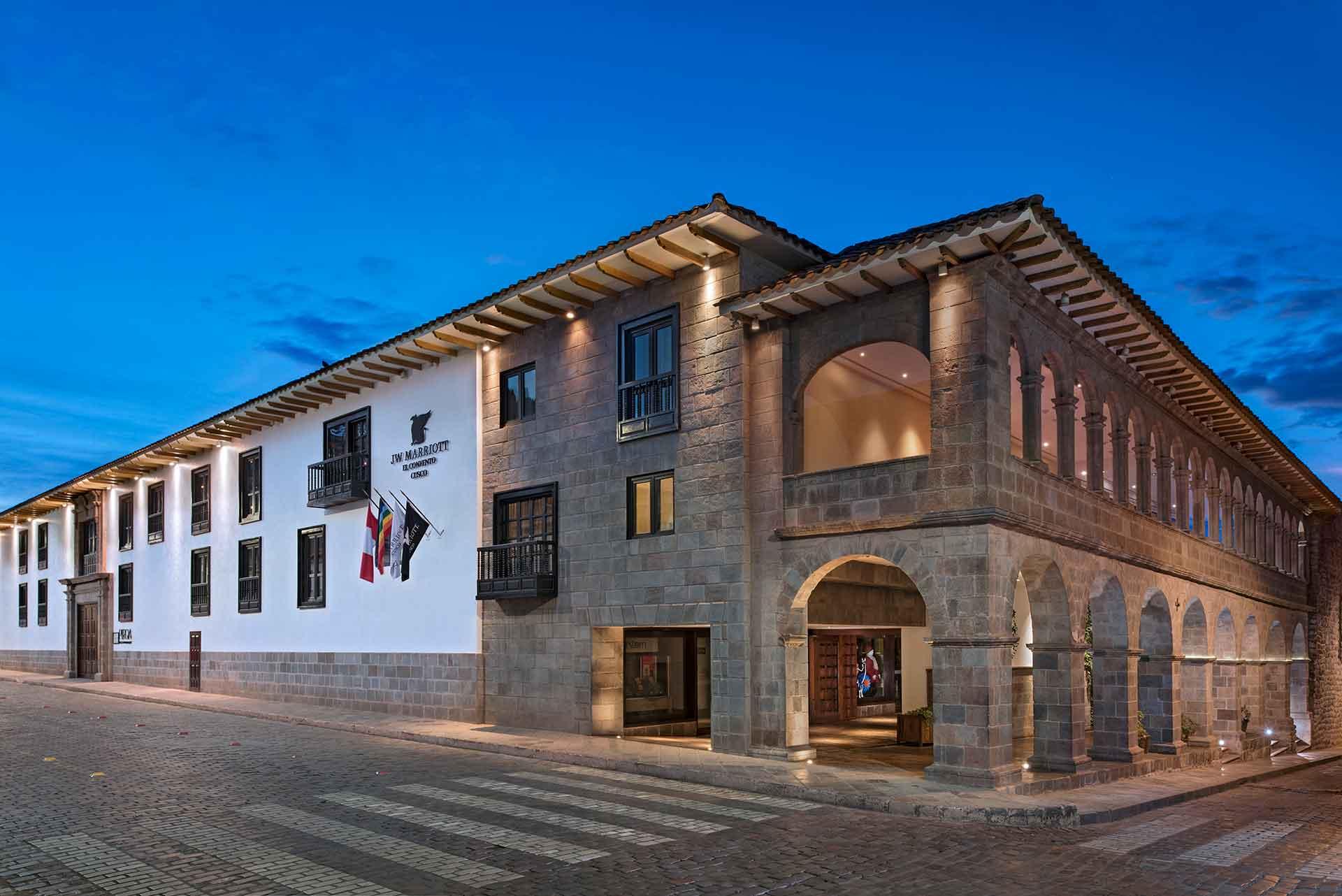 Hoteles Perú