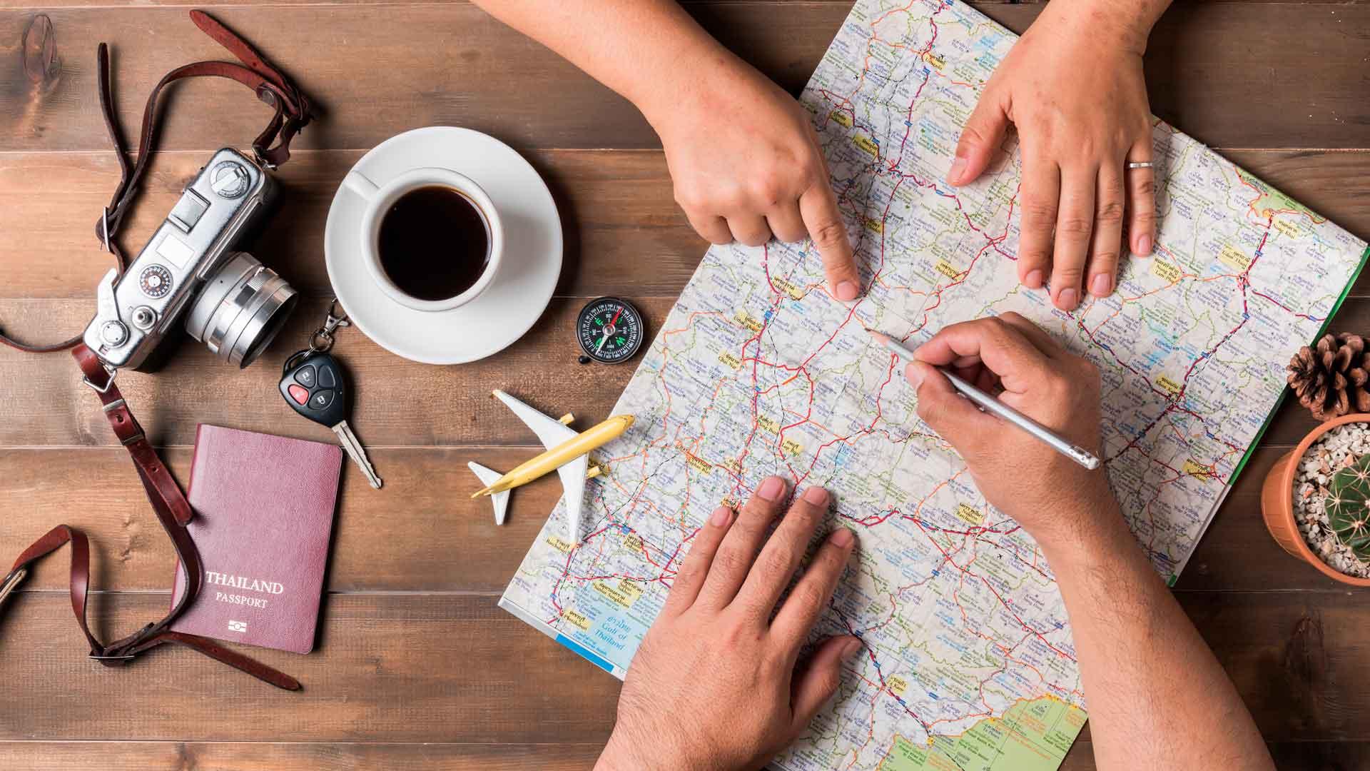 4 esenciales de Jubel para tener viajes personalizados