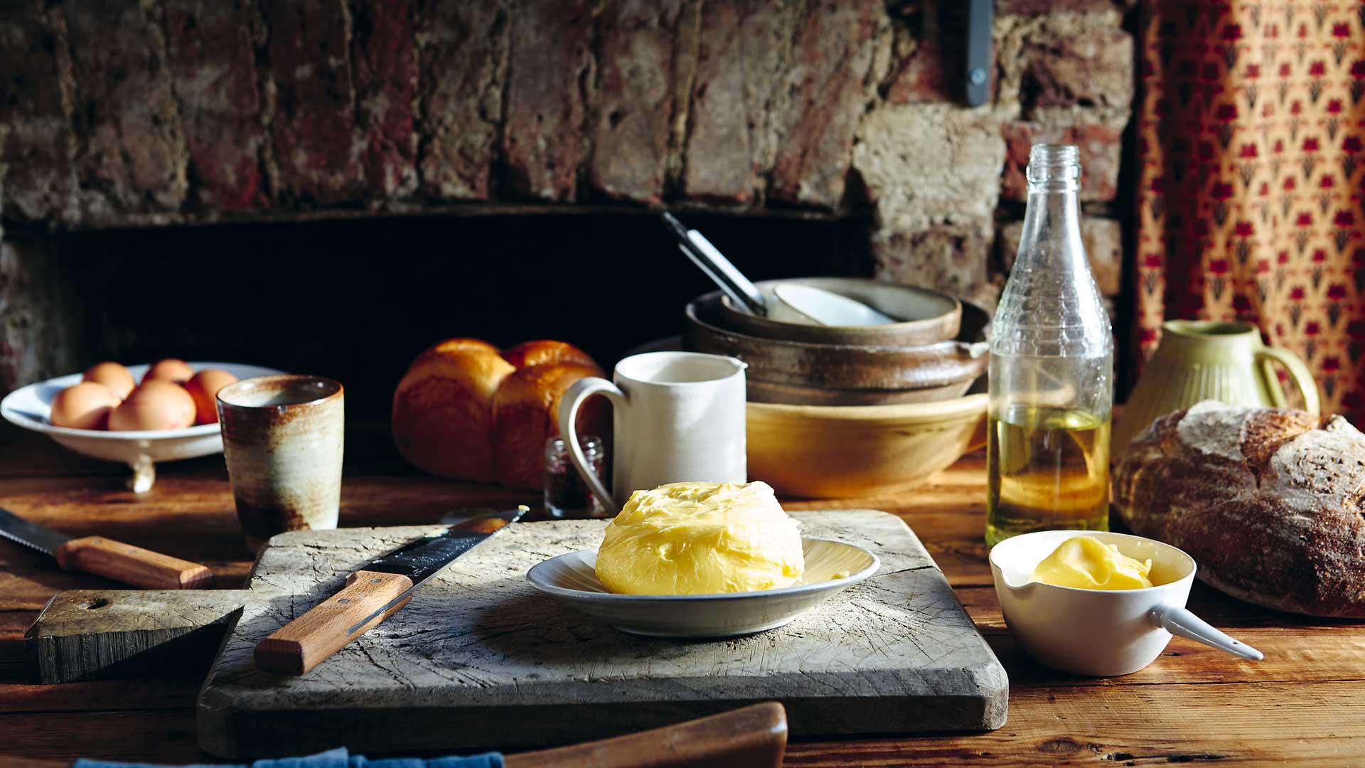 Lo que no sabías de la mantequilla