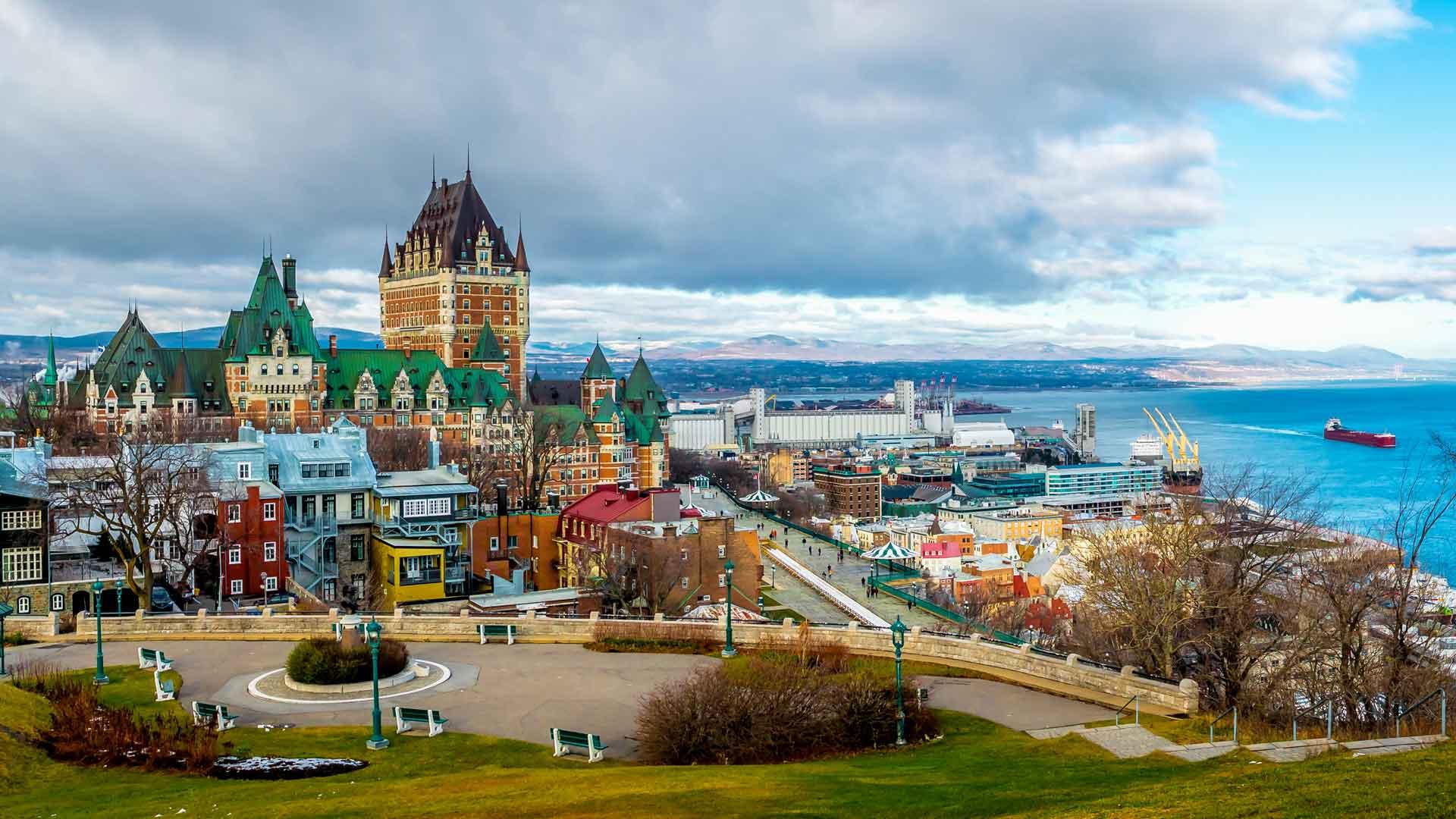 4 motivos para volar a Quebec con Air Canada