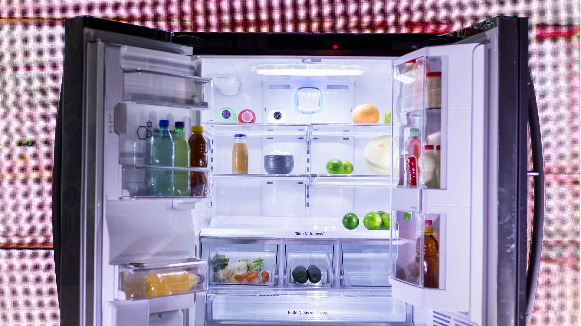 Refrigeradores LG: cada vez más inteligentes