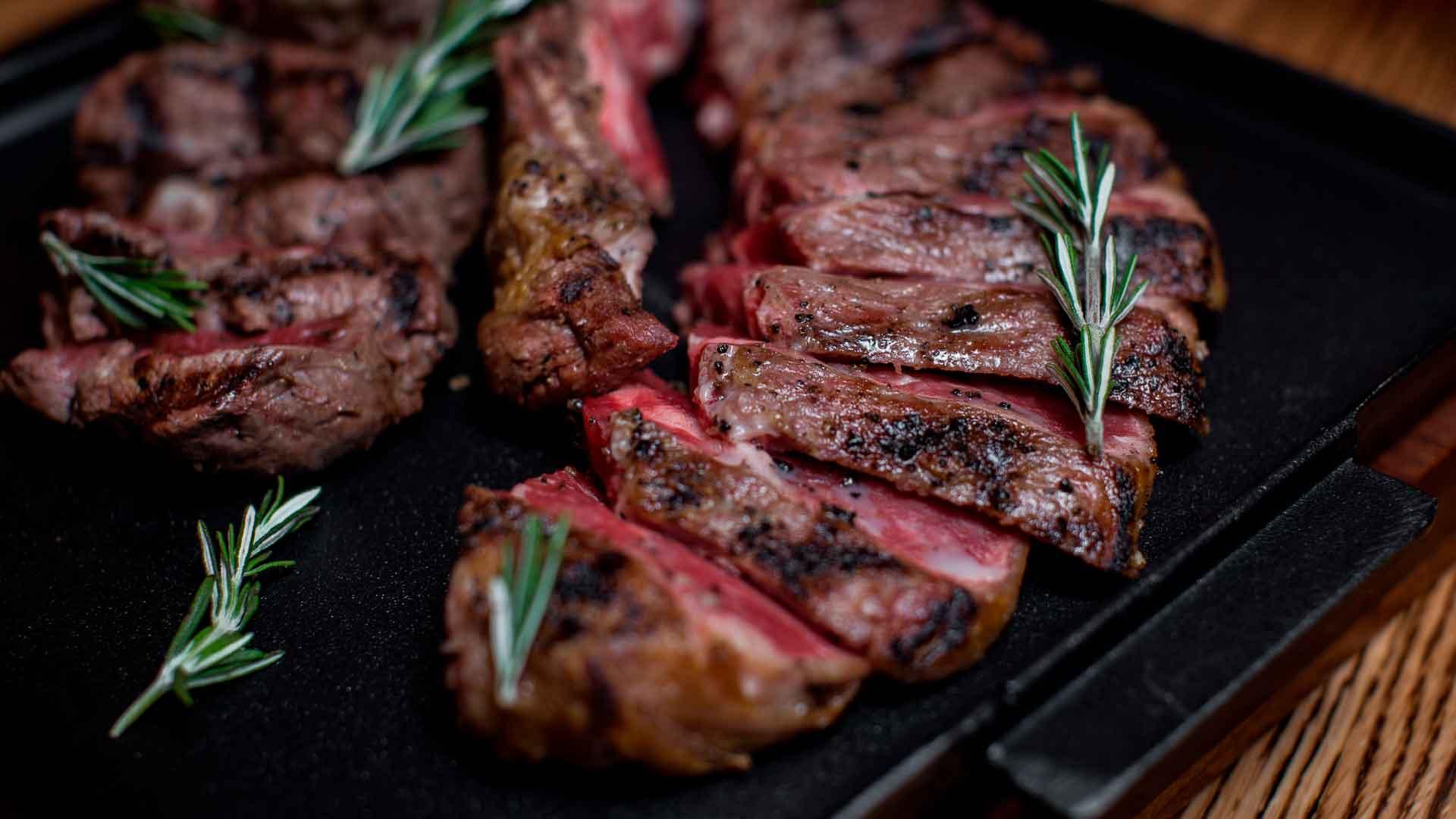 4 restaurantes para comer mucha carne