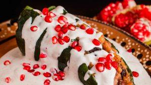 5 chiles en nogada que debes probar en Puebla
