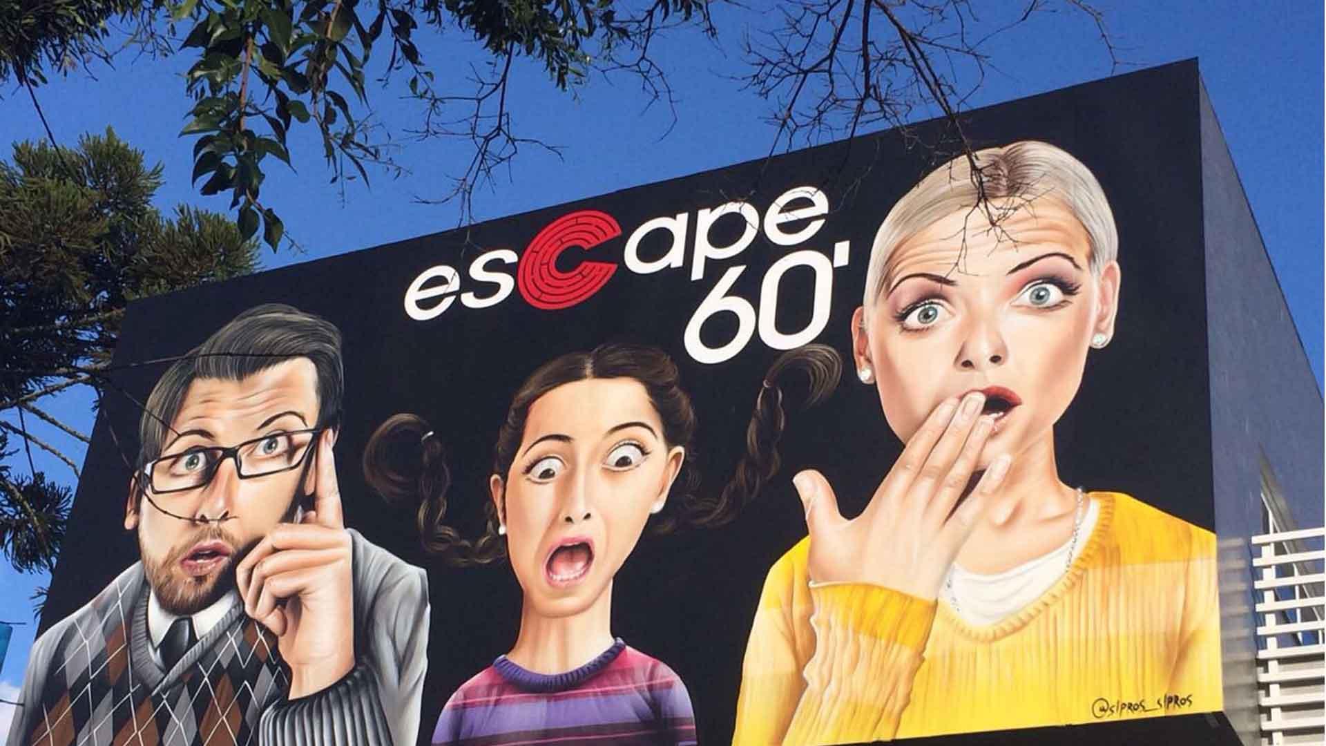 Escape60: pon a prueba tu intelecto