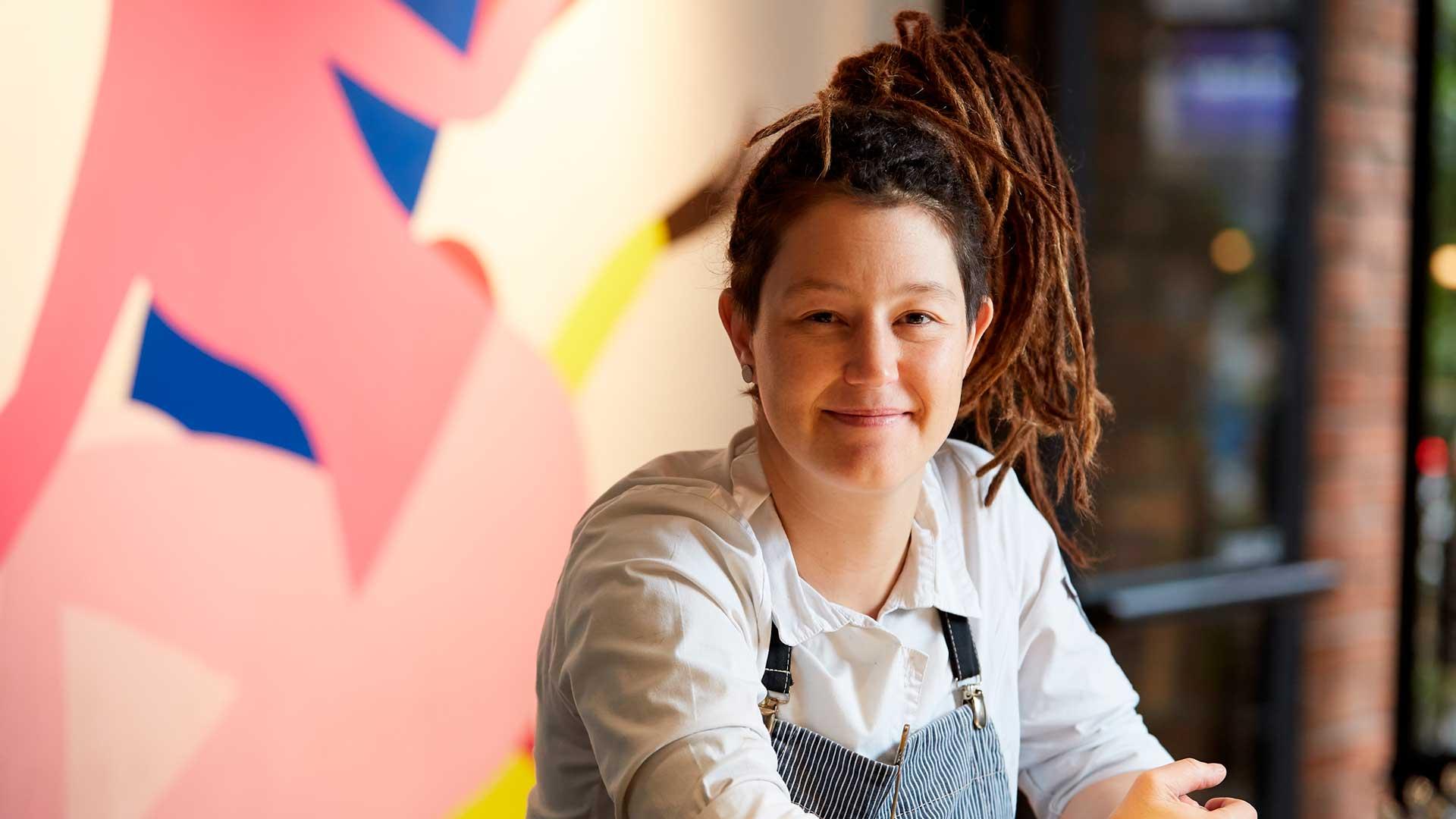 Carolina Bazán es la mejor chef de Latinoamérica