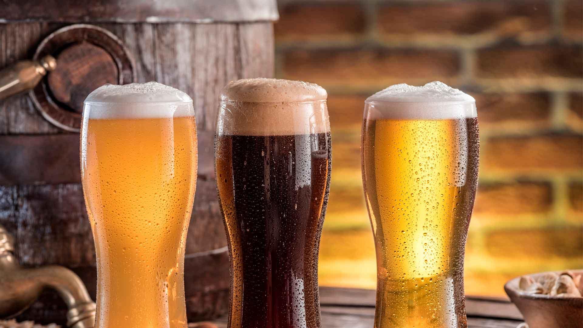 Disfruta de la exposición Bajo la espuma: Misterios de la cerveza