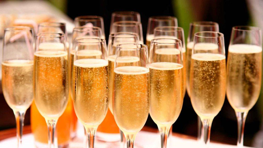 Champaña: el origen de las burbujas