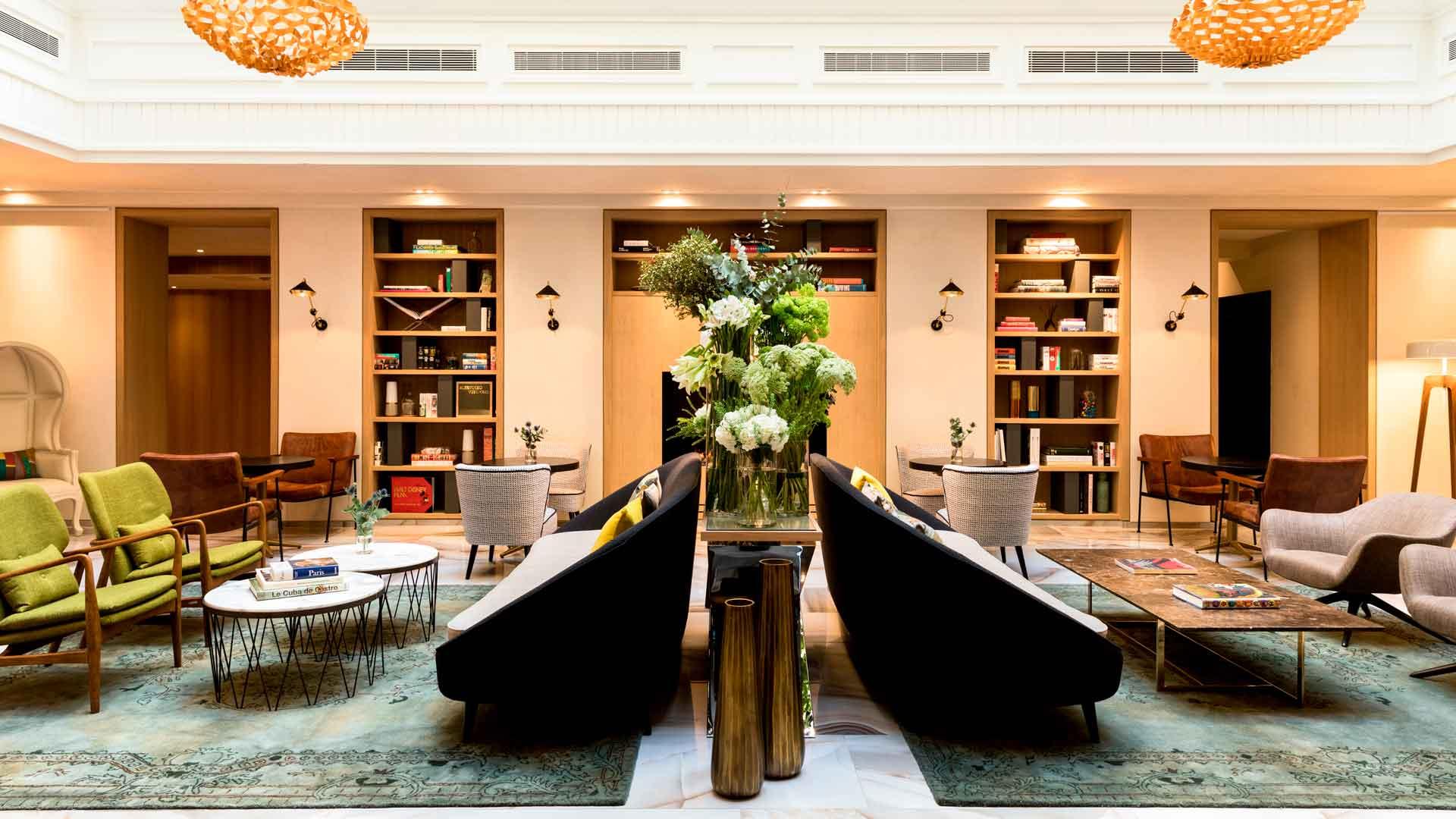 5 motivos para visitar Renaissance Paris Vendôme Hotel