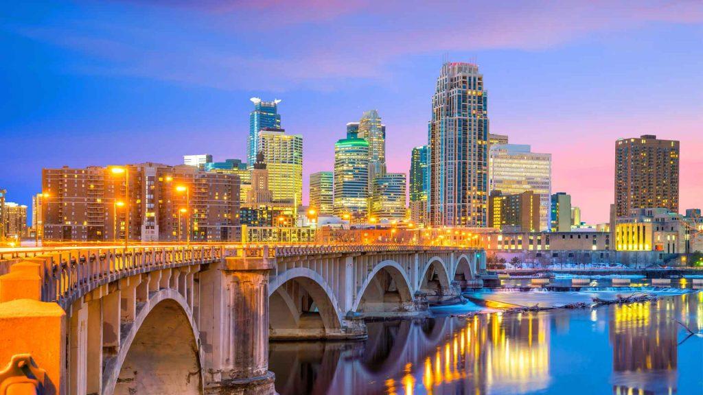 Conoce las ciudades gemelas: Mineápolis y St. Paul