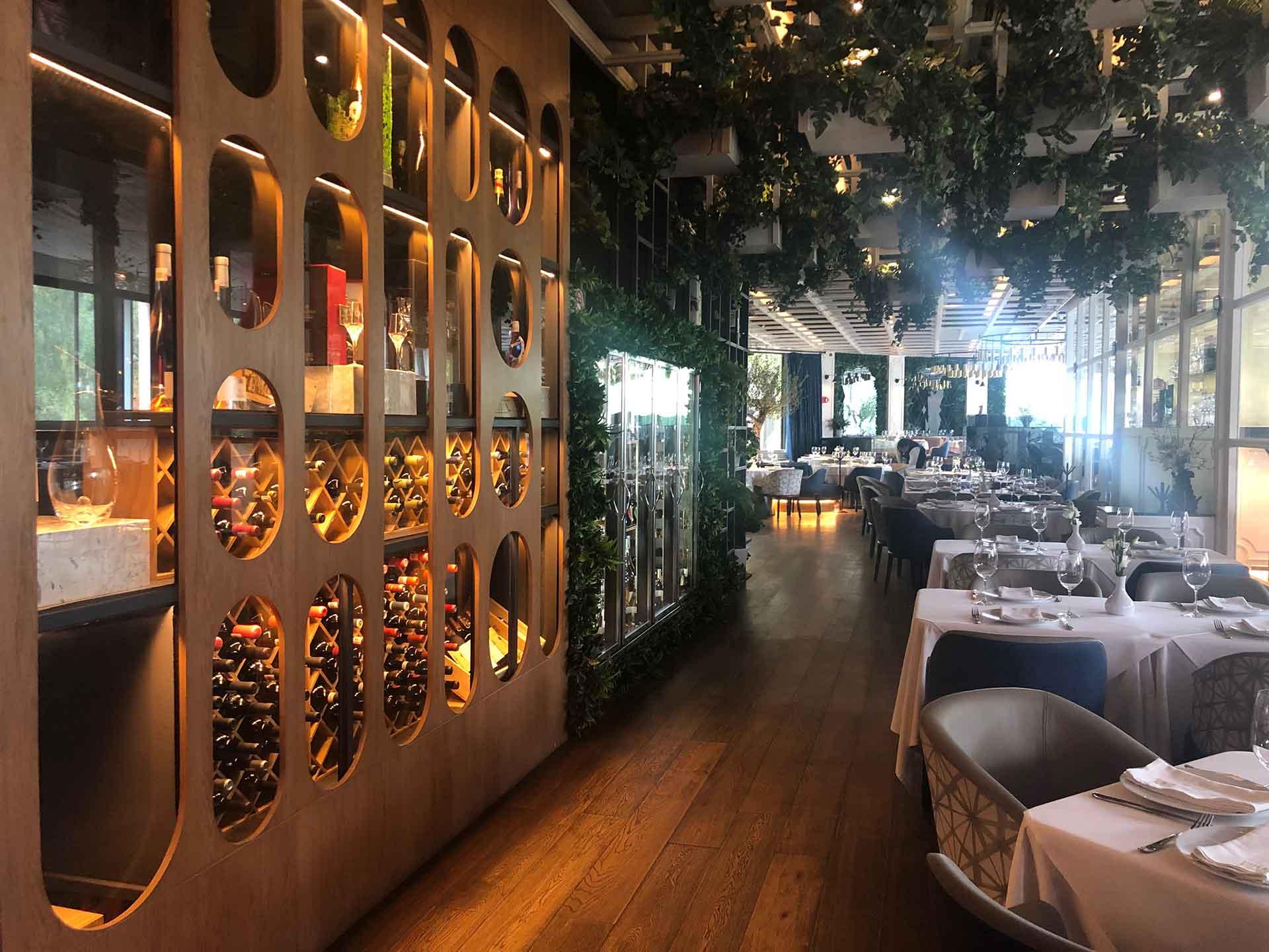 restaurante Villa Azur