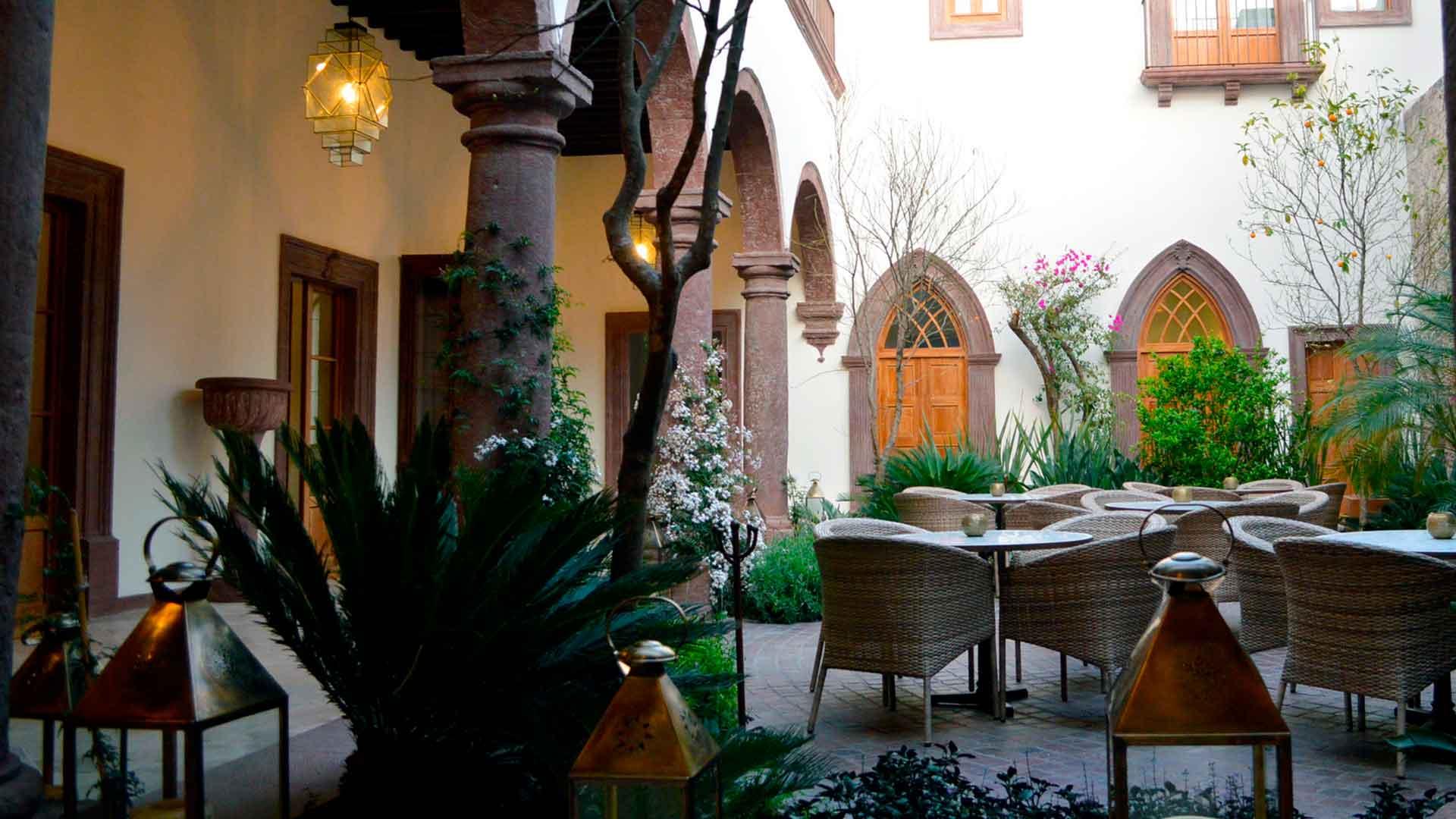 5 Motivos para conocer Casa Blanca 7 en San Miguel de Allende
