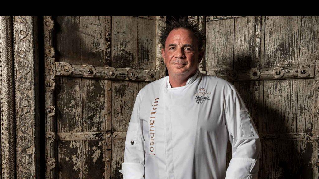 Chef Josiah Citrin, su paso por México