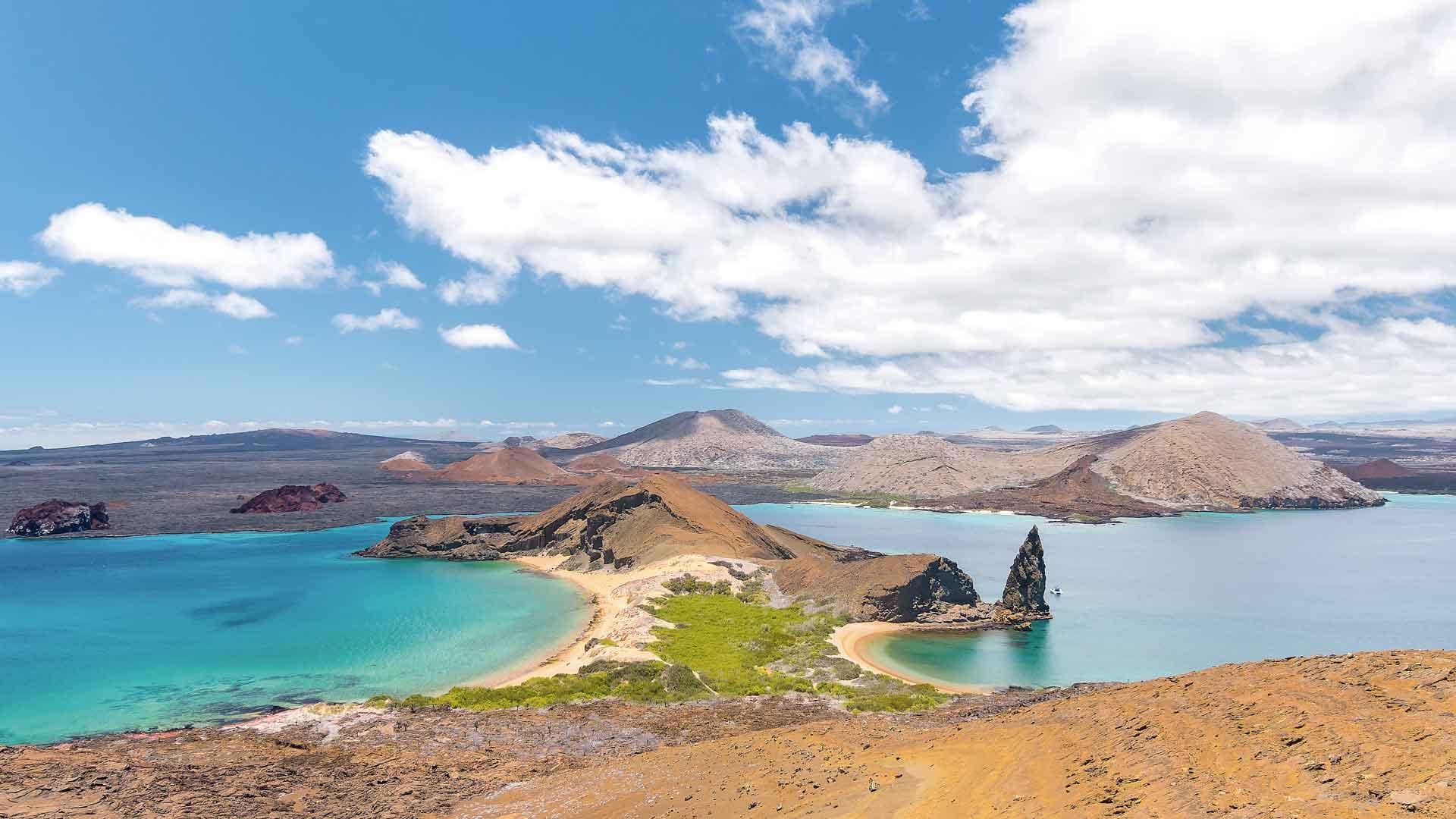 5 razones para conocer las Islas Galápagos