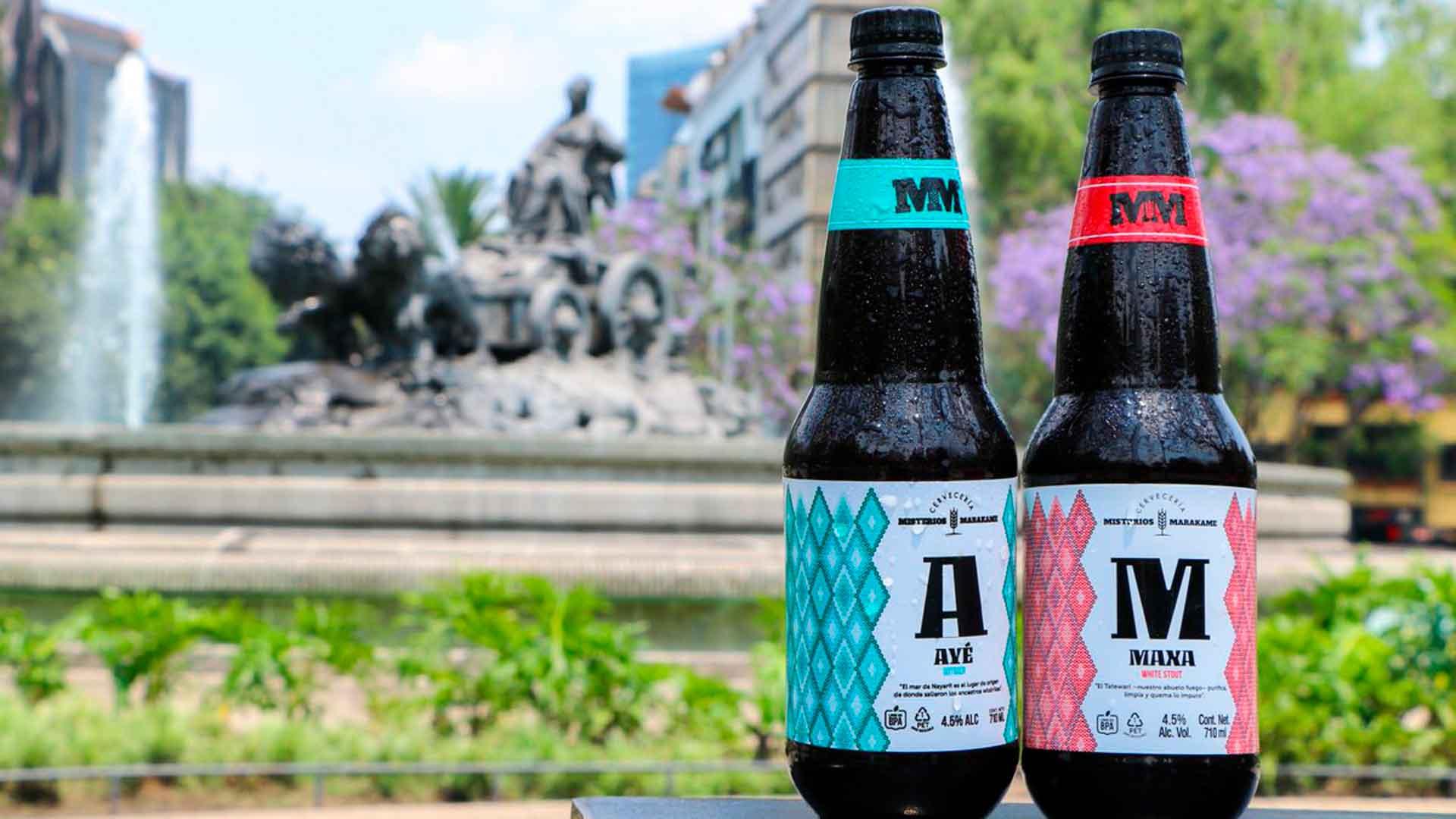 Conoce Misterios Marakame y su cerveza embotellada en PET