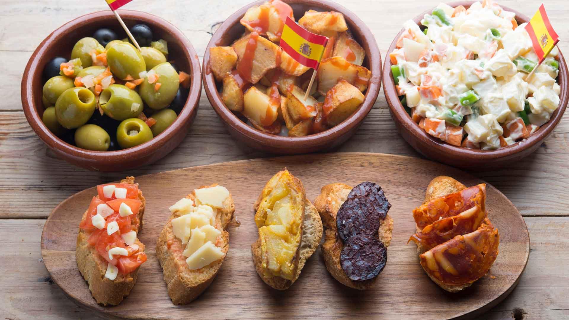 Tapatour: delicias españolas en México