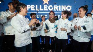 La mexicanaXrysw Ruelas irá a la final de S. Pellegrino Young Chef 2020