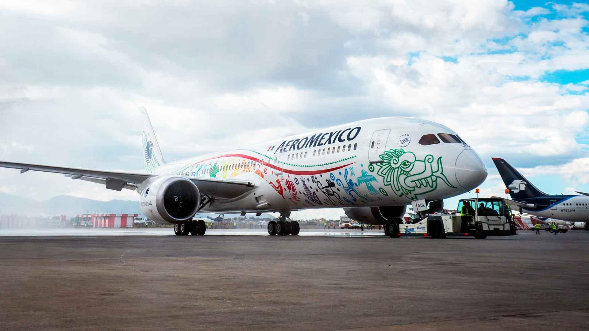 Aeroméxico: 85 años recorriendo el cielo