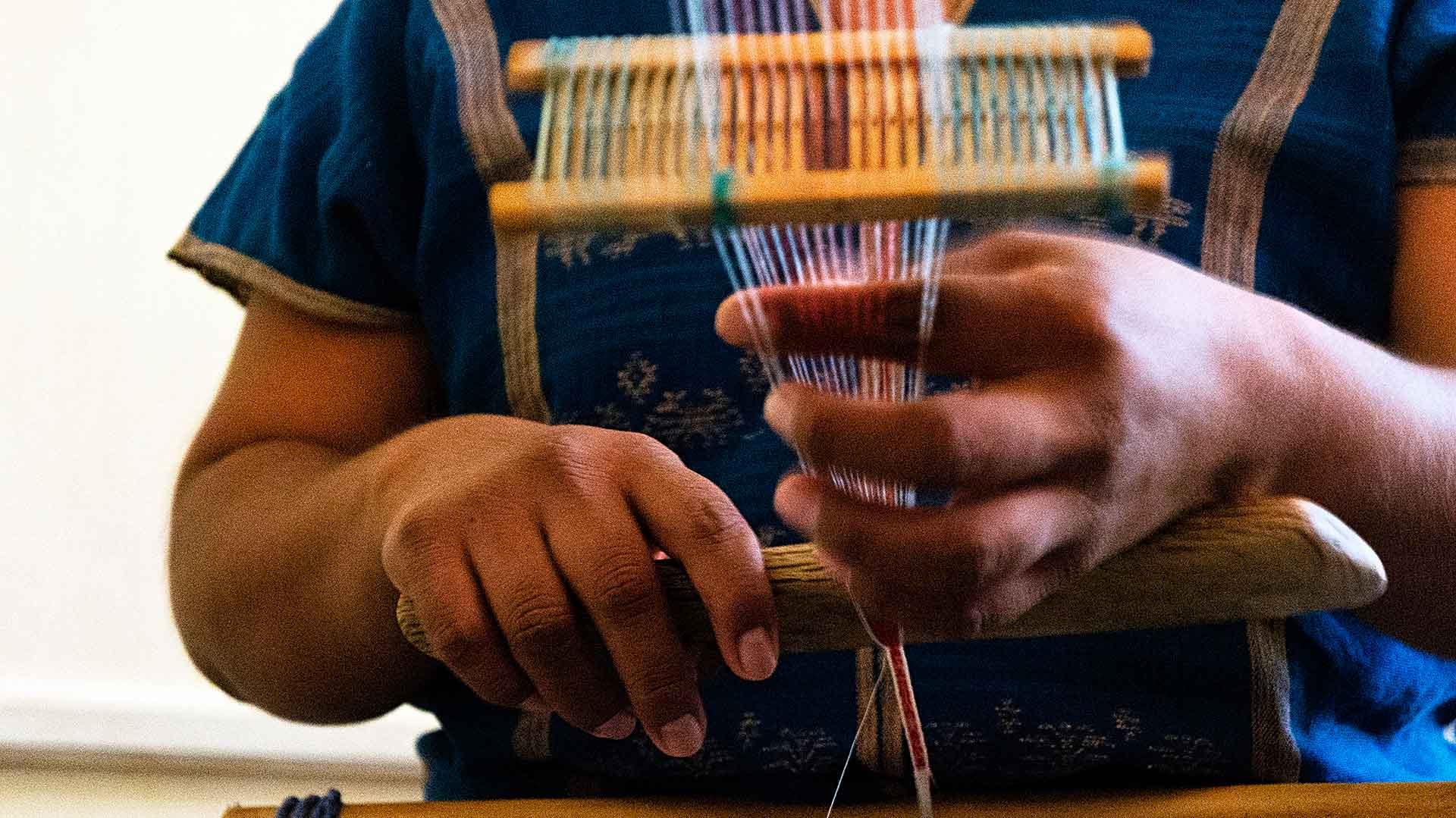 artesanos oaxaqueños