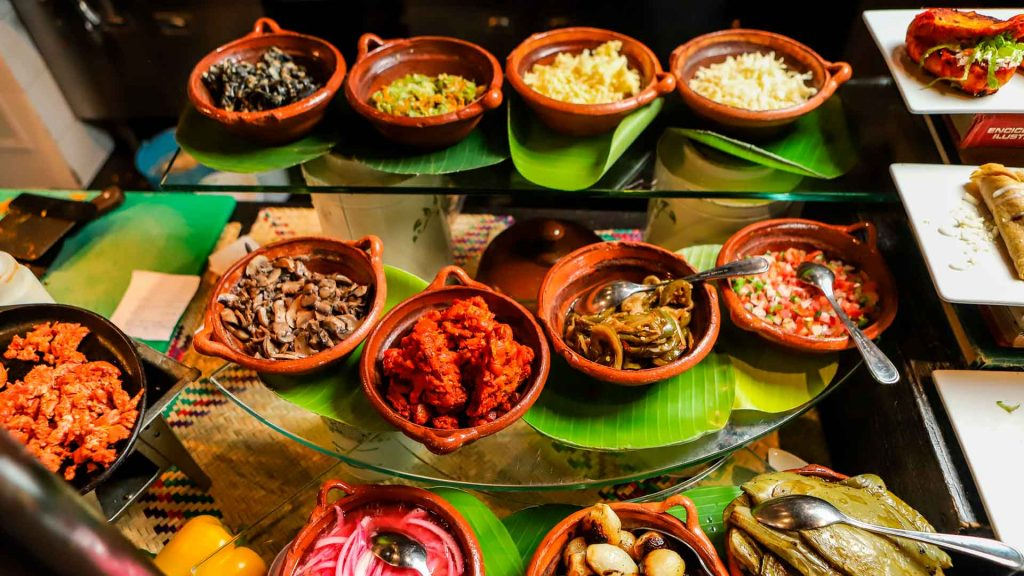 11 delicias del brunch dominical del hotel Live Aqua
