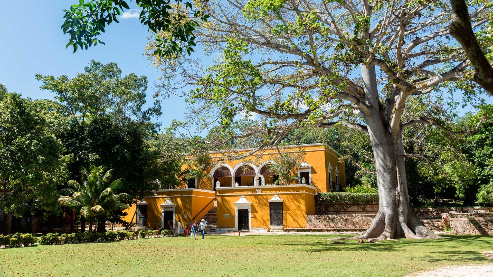 Viaje a las maravillas de Campeche