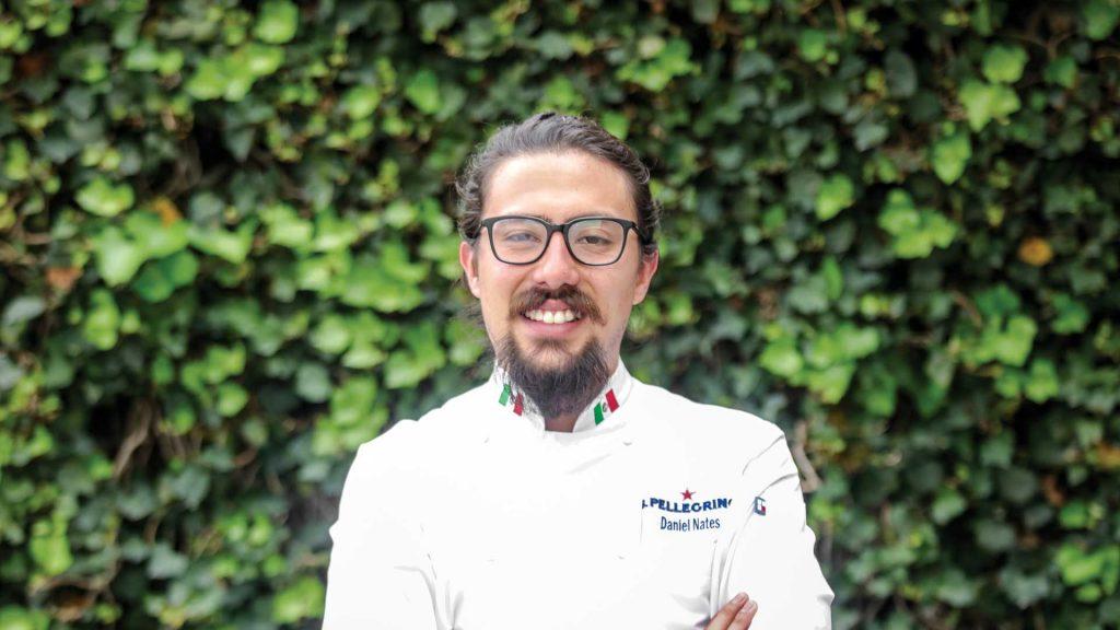 Chef Daniel Nates, talento y juventud que persevera