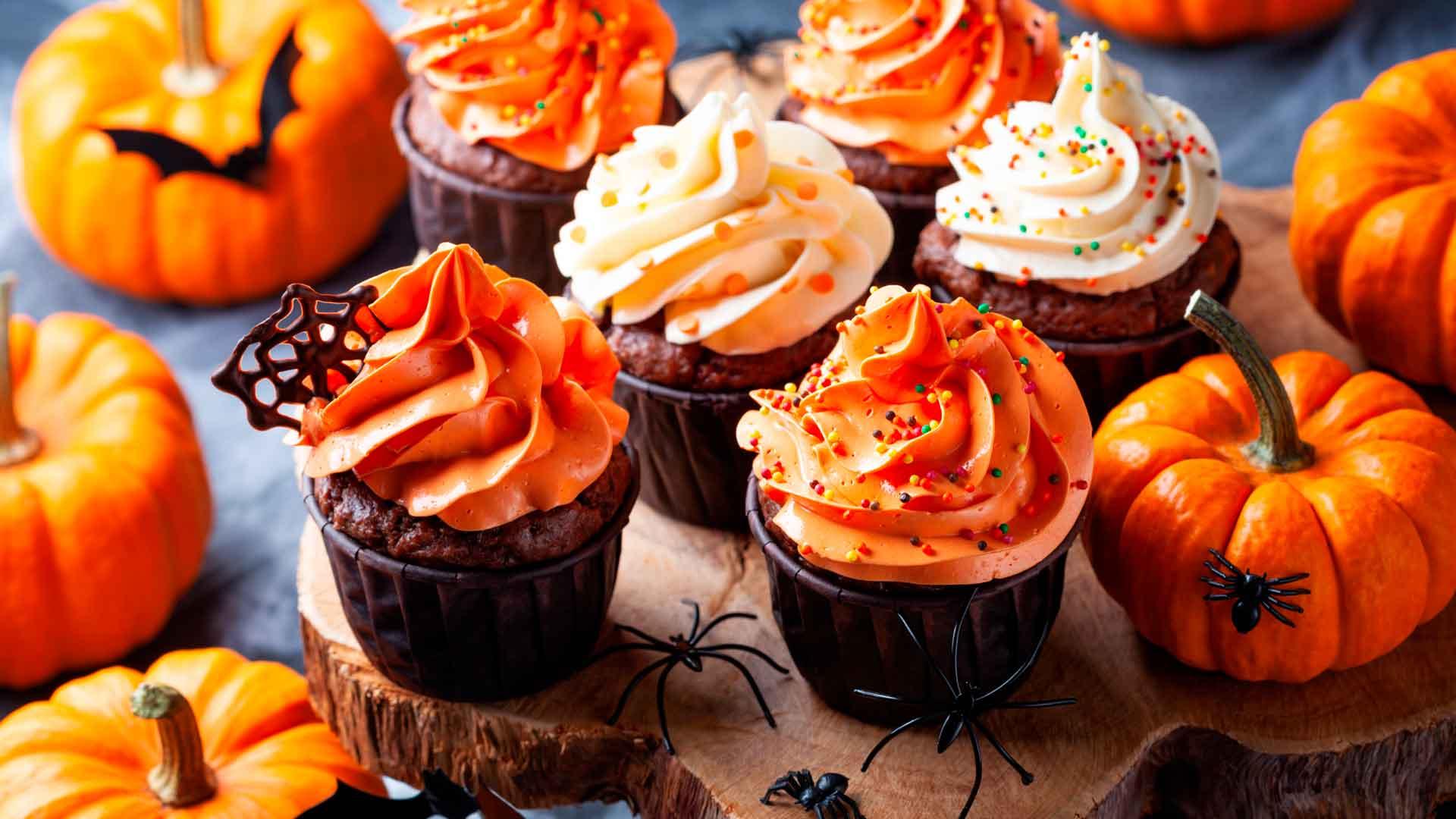 Ideas de bocadillos y dulces de Halloween para niños