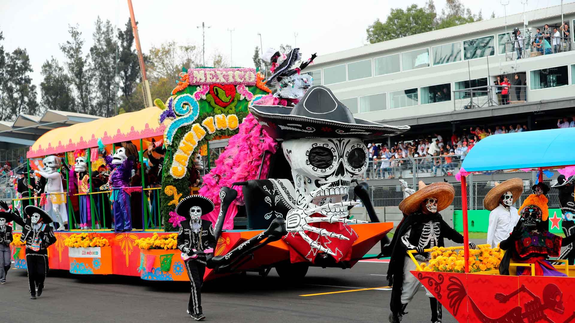 Actividades para celebrar Día de Muertos en Ciudad de México