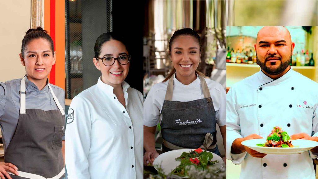 5 chefs que te invitan a recorrer los sabores de México