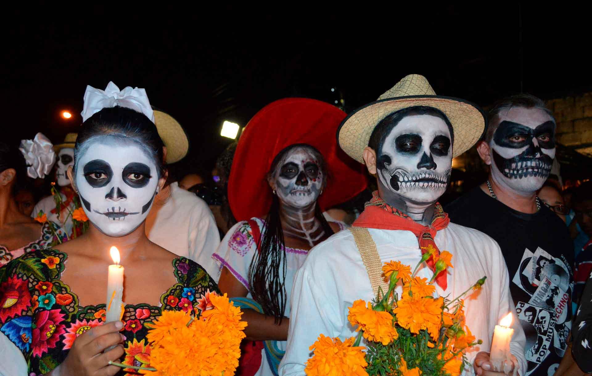 Hanal Pixán: el festival que honra a los muertos