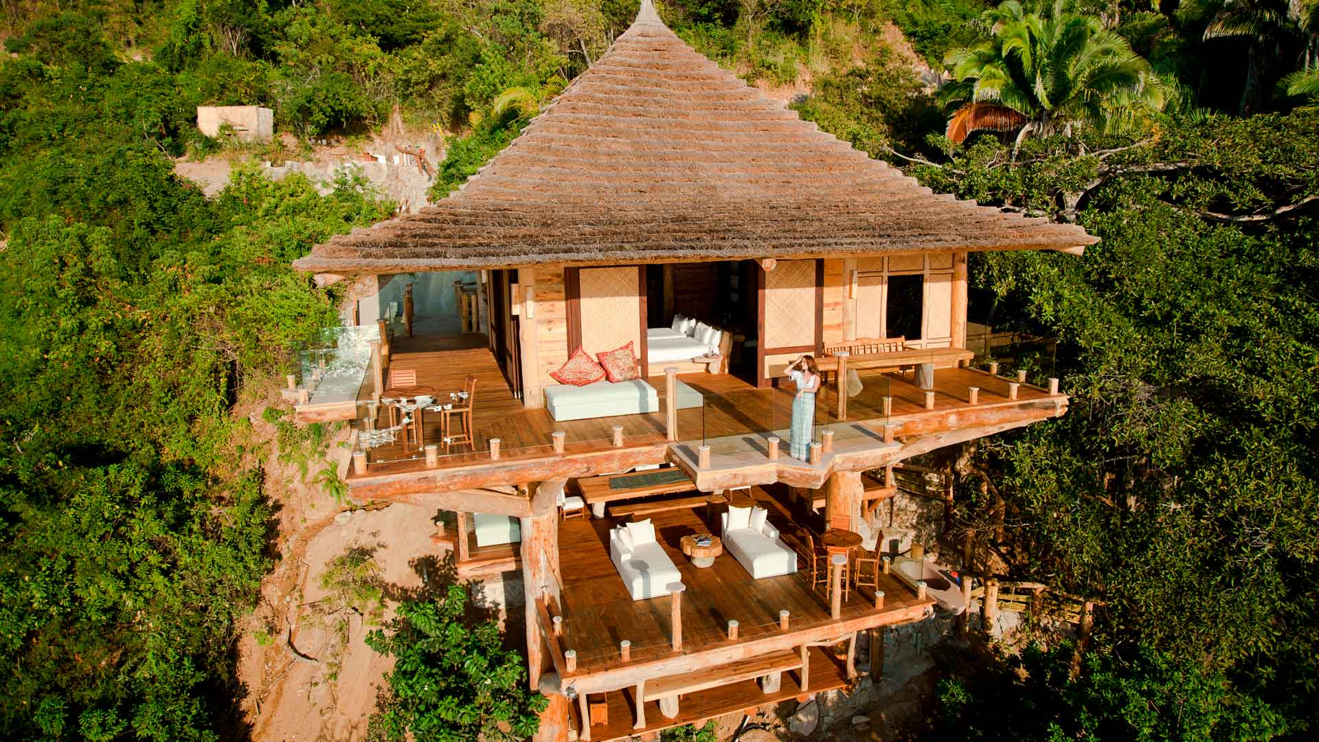 Imanta Resorts, enclave natural