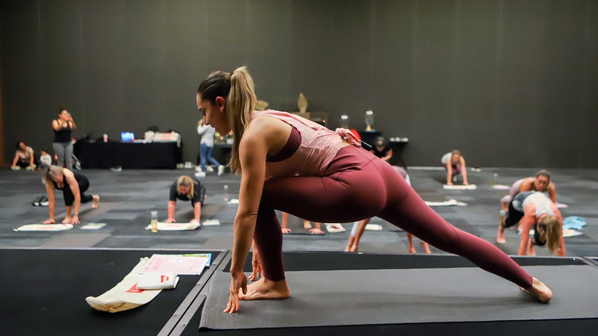 Lenovo y Live Aqua: yoga para el espíritu y brunch para el cuerpo