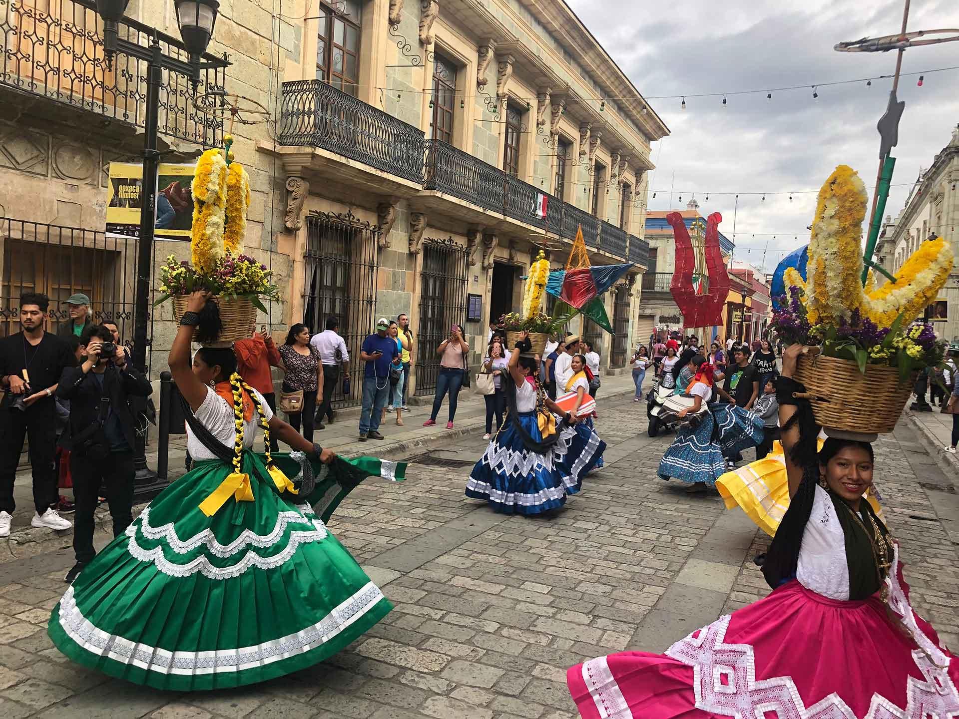 Oaxaca Flavors