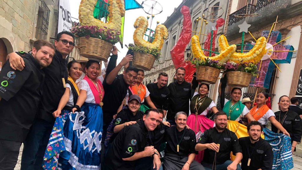 5 momentos en Oaxaca Flavors