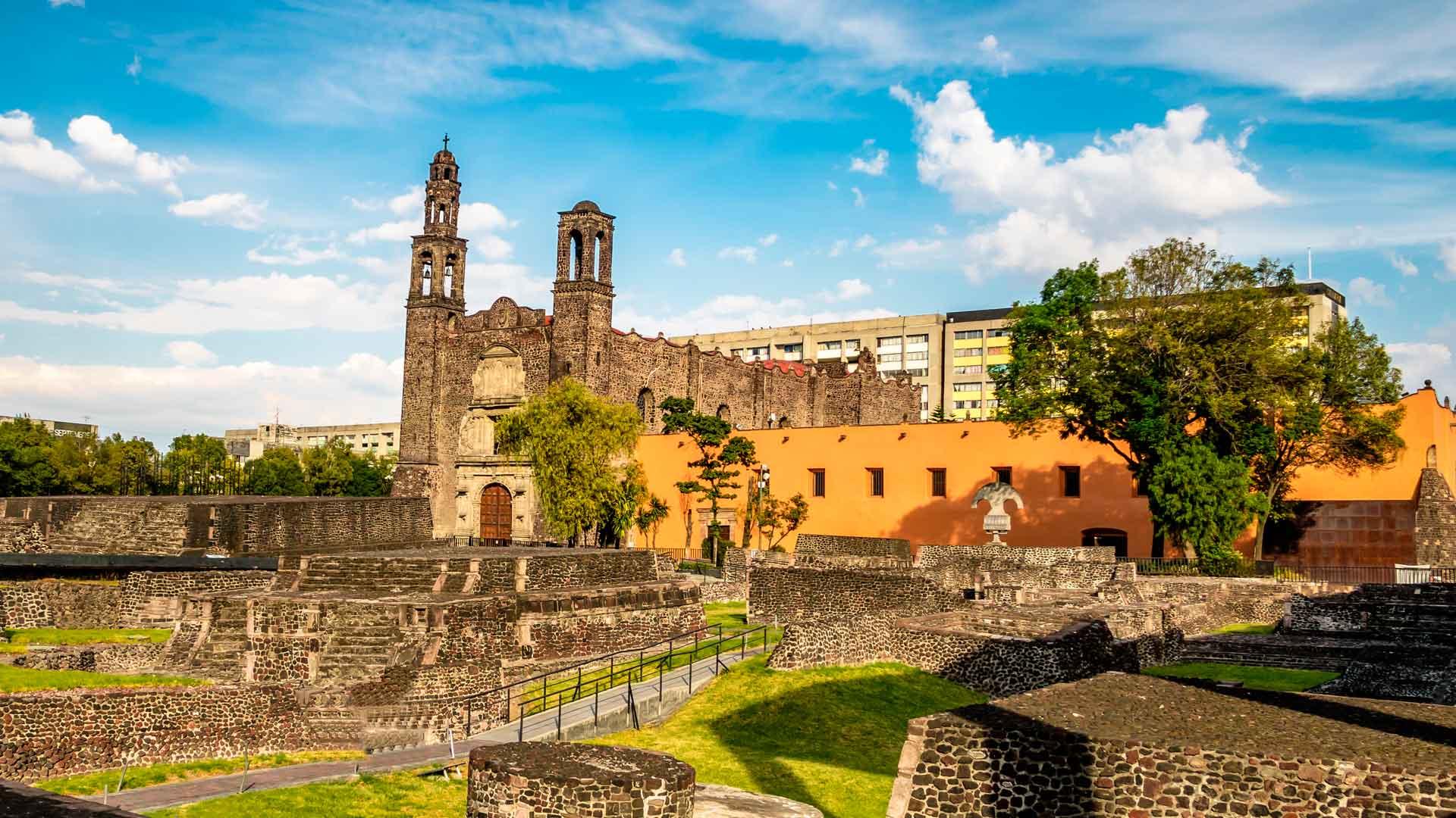 Plazas históricas de Ciudad de México