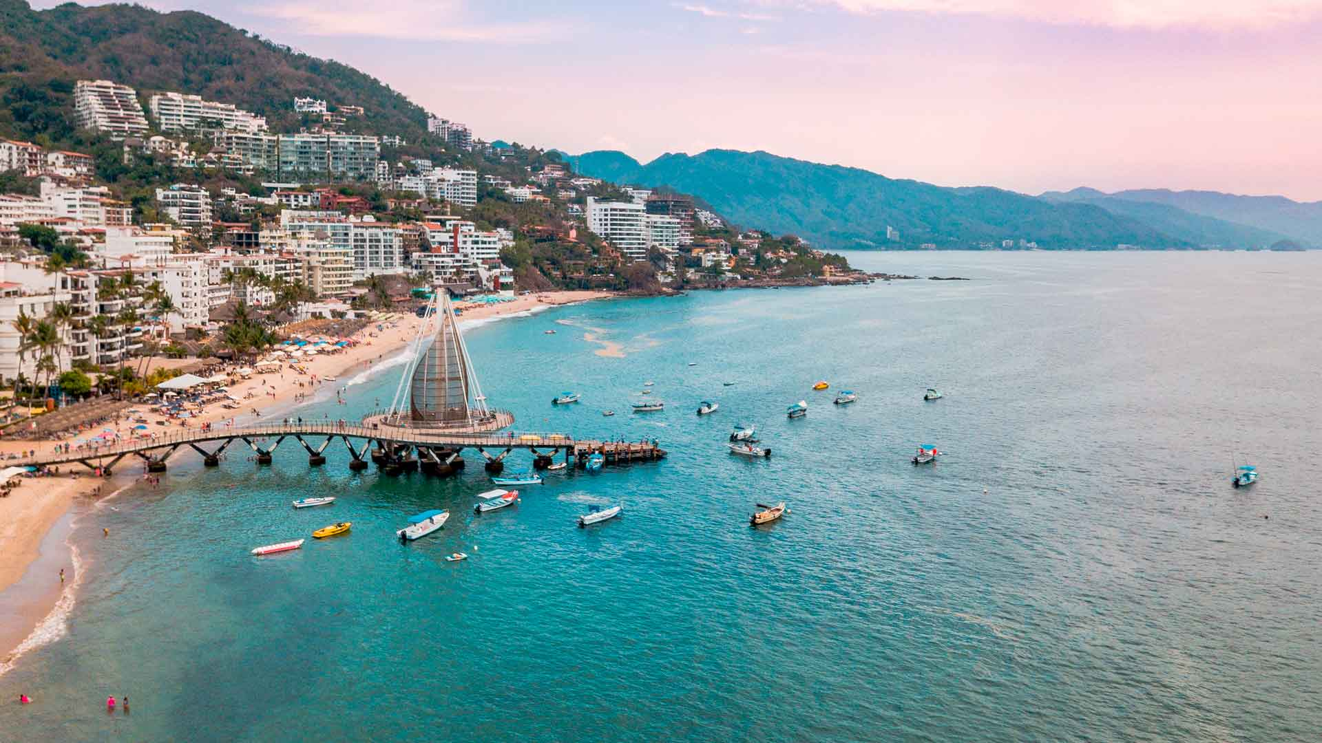 Puerto Vallarta, un destino multisensorial
