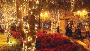 ¡Llegó la Navidad a Querétaro!