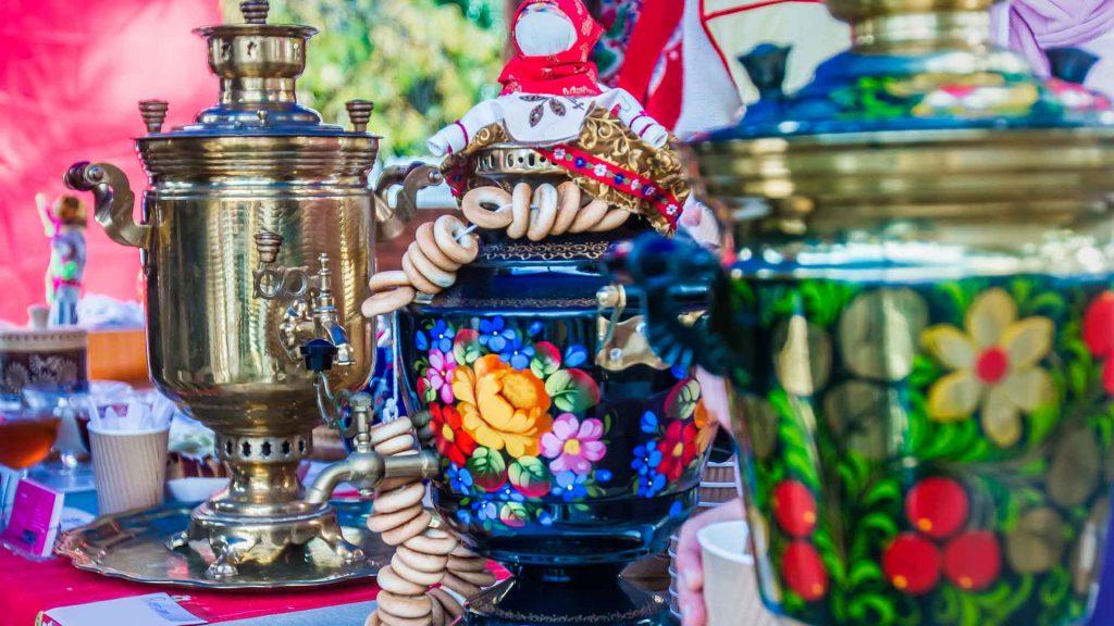 Rusia y su singular tradición de té