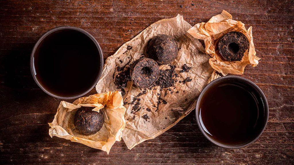 Pu-erh… un té para el otoño