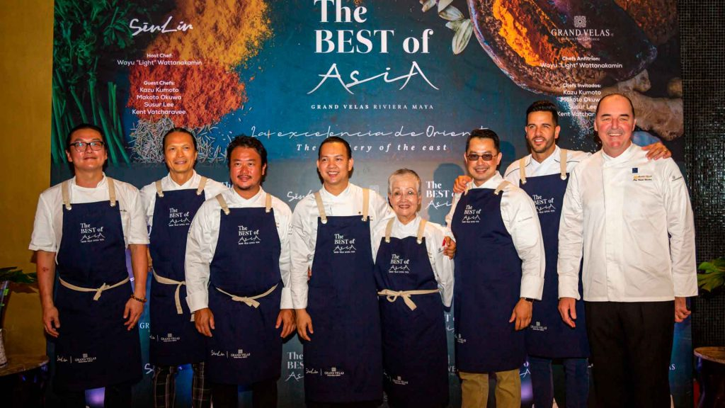 The Best of Asia en Grand Velas Riviera Maya