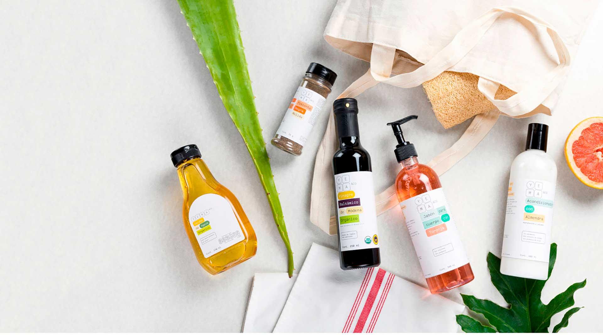Descubre Yema, la nueva marca de productos saludables