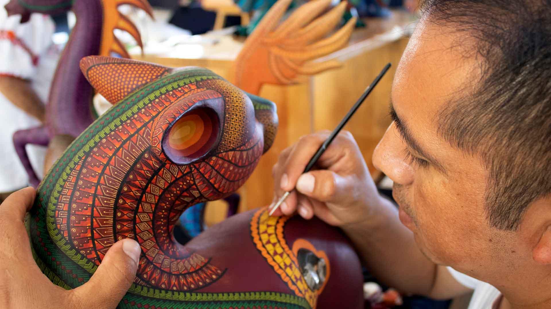 5 grandes artesanos oaxaqueños