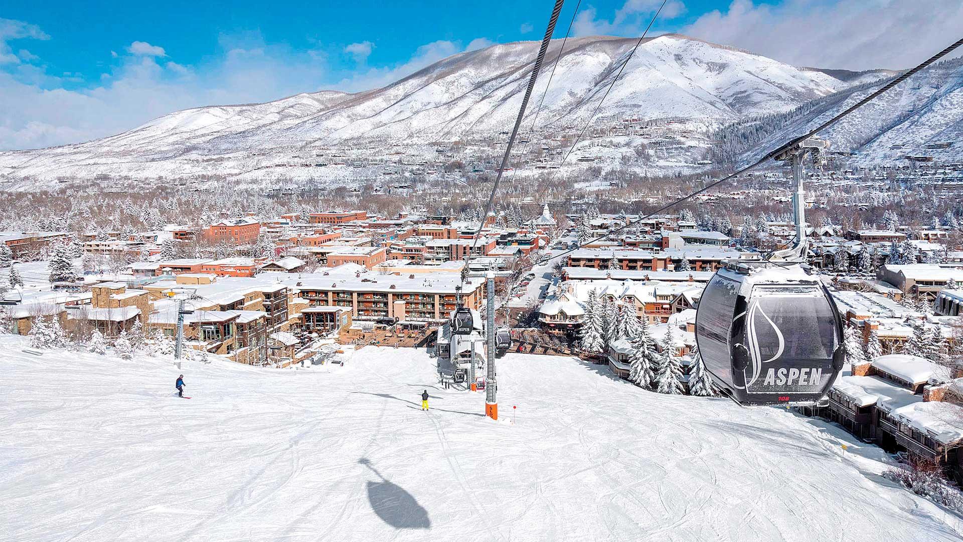 3 hoteles en Aspen Snowmass que debes conocer