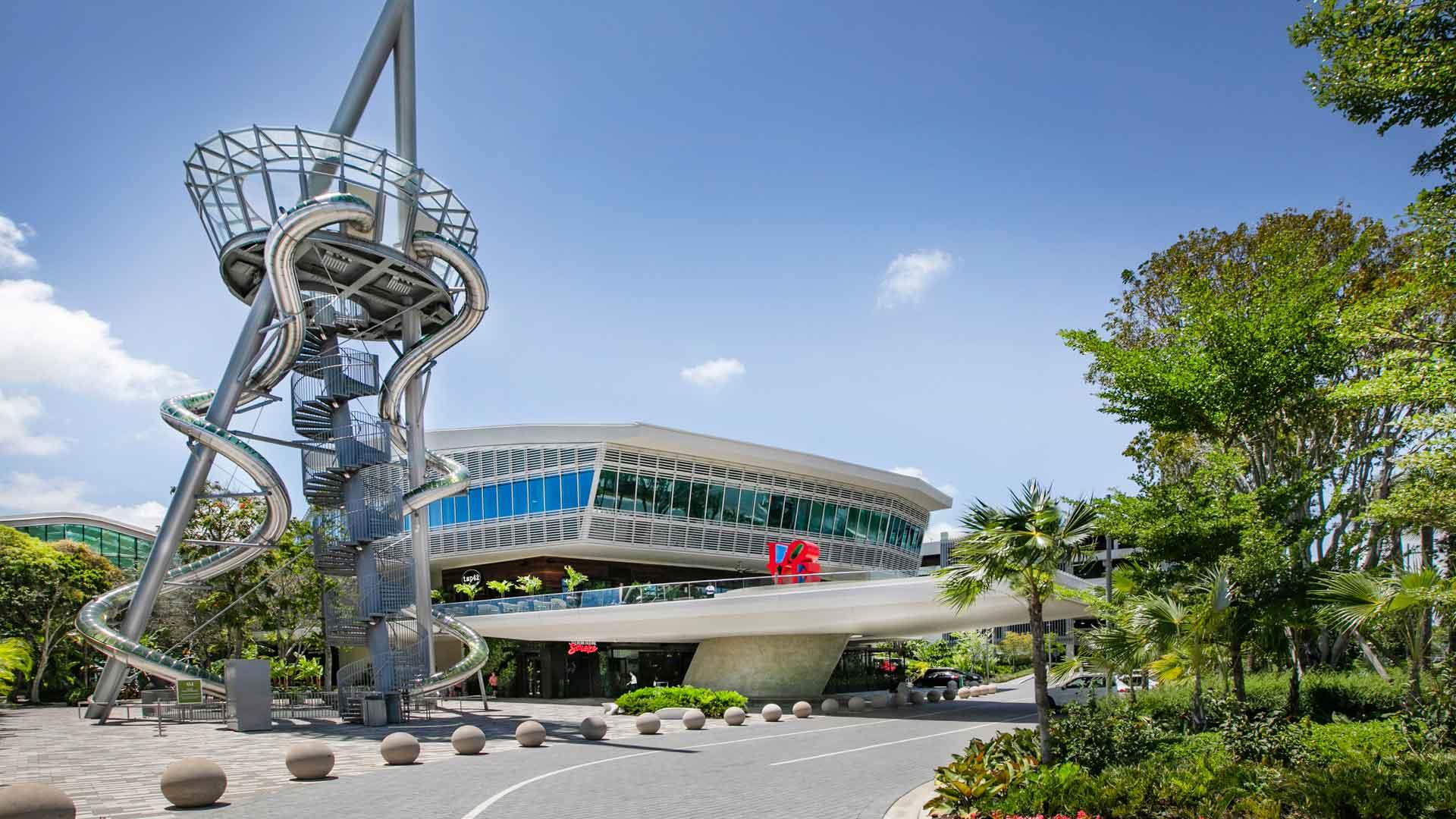 Aventura Mall: paraíso de compras, arte y vanguardia