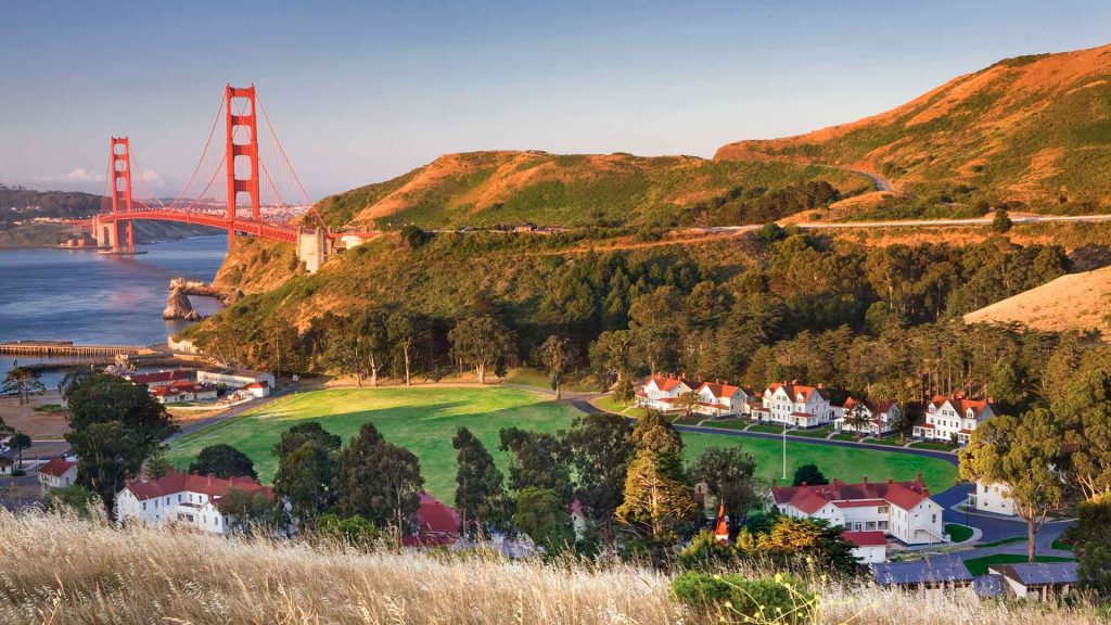 Cavallo Point: majestuoso refugio en San Francisco